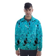 Aquamarine Collection Wind Breaker (Men)