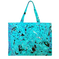 Aquamarine Collection Large Tote Bag