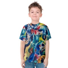 Colors of the world Bighop Collection by Jandi Kid s Cotton Tee