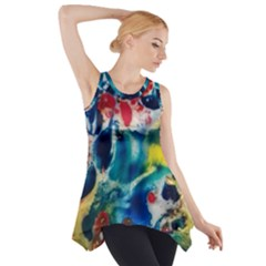 Colors Of The World Bighop Collection By Jandi Side Drop Tank Tunic
