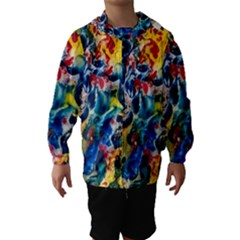 Colors Of The World Bighop Collection By Jandi Hooded Wind Breaker (kids)