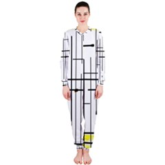 White Limits By Jandi Onepiece Jumpsuit (ladies)