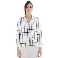 White Limits By Jandi Wind Breaker (Women)