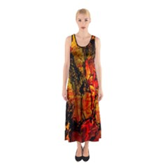 Jandi Full Print Maxi Dress
