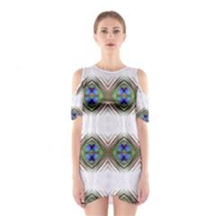 Lit0111010035 Cutout Shoulder Dress