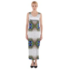 Lit0111010035 Fitted Maxi Dress