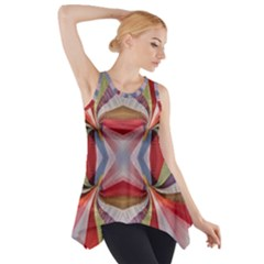 160613001005 Greece Side Drop Tank Tunic