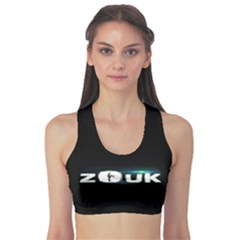 Zouk Dance Sports Bra