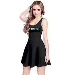 ZOUK DANCE Reversible Sleeveless Dress
