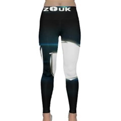 Zouk Dance Yoga Leggings