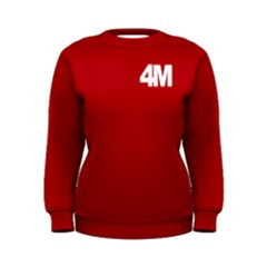HateRed Women s Sweatshirt