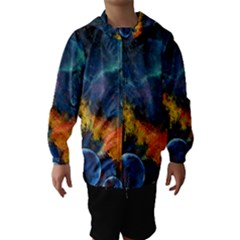 Space Balls Hooded Wind Breaker (kids)
