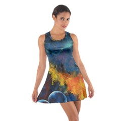 Space Balls Racerback Dresses