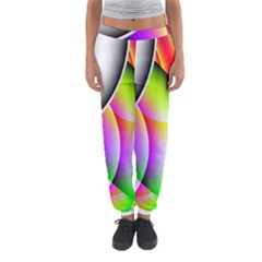 Psychedelic Design Women s Jogger Sweatpants
