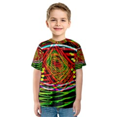 Star Bright Kid s Sport Mesh Tee