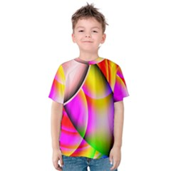 Colorful 1 Kid s Cotton Tee