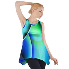 New 2 Side Drop Tank Tunic