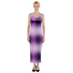 New 3 Fitted Maxi Dress