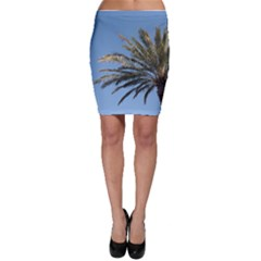 Tropical Palm Tree  Bodycon Skirts
