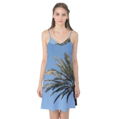Tropical Palm Tree  Camis Nightgown