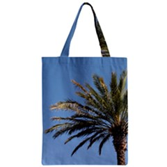 Tropical Palm Tree  Zipper Classic Tote Bag