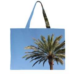 Tropical Palm Tree  Large Tote Bag