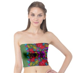 May Your Wonderful Dreams Come True In Fauna   Tube Top
