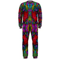 May Your Wonderful Dreams Come True In Fauna   OnePiece Jumpsuit (Men)