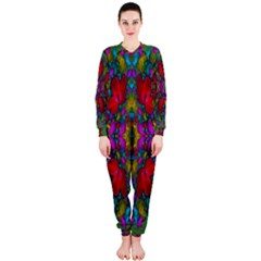 May Your Wonderful Dreams Come True In Fauna   OnePiece Jumpsuit (Ladies)