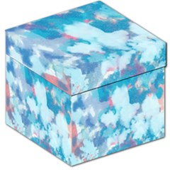 Abstract #2 Storage Stool 12