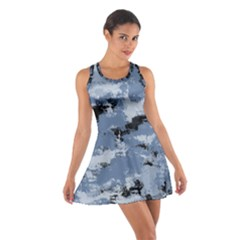 Abstract #3 Racerback Dresses