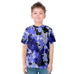 Abstract #7 Kid s Cotton Tee