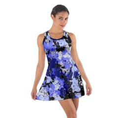 Abstract #7 Racerback Dresses