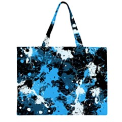 Abstract #8 Large Tote Bag