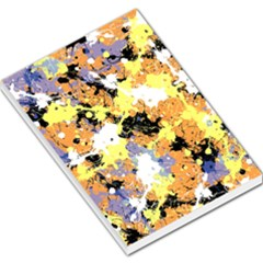 Abstract #9 Large Memo Pads