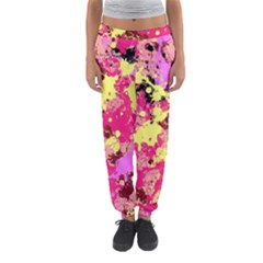 Abstract #11 Women s Jogger Sweatpants