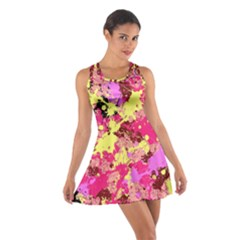 Abstract #11 Racerback Dresses