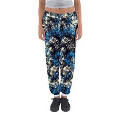 Abstract #15 Women s Jogger Sweatpants