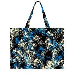Abstract #15 Large Tote Bag