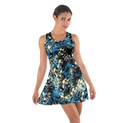 Abstract #15 Racerback Dresses