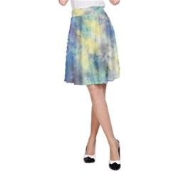 Abstract #17 A Line Skirt