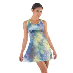 Abstract #17 Racerback Dresses