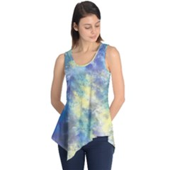 Abstract #17 Sleeveless Tunic