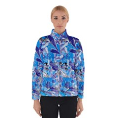 Abstract Floral Winterwear