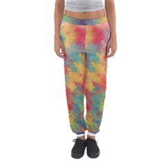 Abstract Elephant Women s Jogger Sweatpants