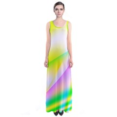 New 4 Full Print Maxi Dress
