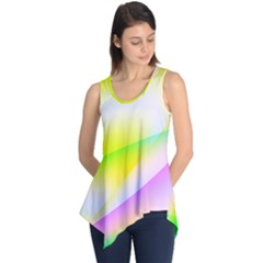 New 4 Sleeveless Tunic
