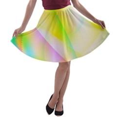New 5 A Line Skater Skirt