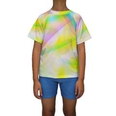 New 6 Kid s Short Sleeve Swimwear