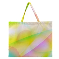 New 7 Zipper Large Tote Bag